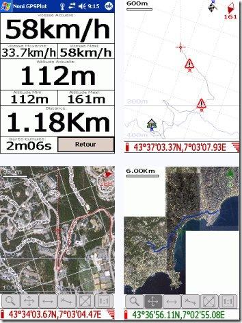 GPSPlotDashboard