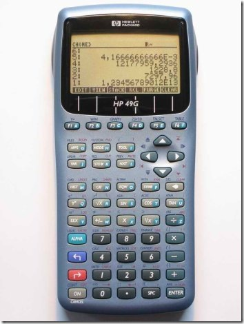 HP49G